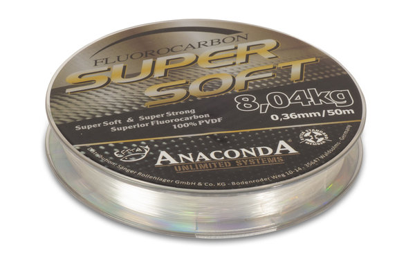 Super Soft Fluorocarbon