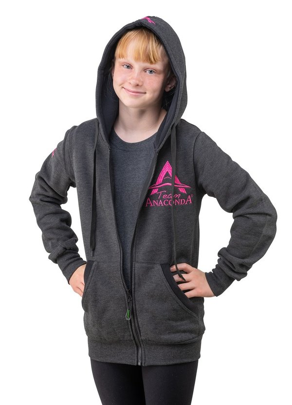ANACONDA Lady Team Zipper Hoodie, Jacke